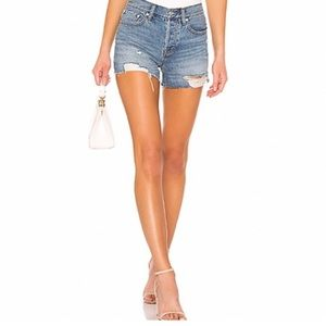 NWT FREE PEOPLE DENIM SHORTS 🌺